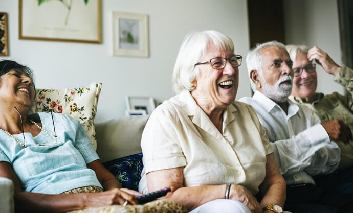 Senioren WG, Wohngemeinschaft, 60 Plus